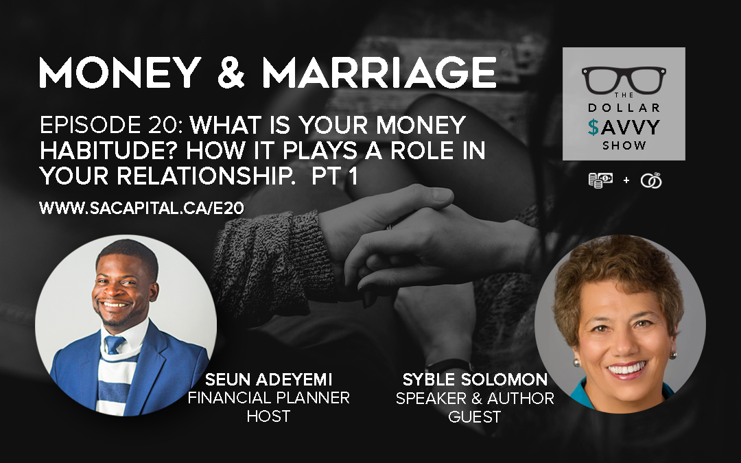 Episode 20: Money & Marriage Series -What is Your Money Habitude? How it Plays A Role in Your Marriage, Part 1