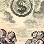God, Man & Mammon: MONEY IS THE SECULAR GOD